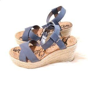 Sam Edelman Destin Espadrille Wedge Sandals